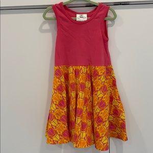 Princess Awesome dress with pockets 3T